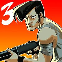 Stupid Zombies 3 hack tiền vàng (gold) – Game android bắn zombie