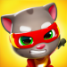 Talking Tom Hero Dash Hack Full Tiền Vàng (Coins, Gem) Cho Android