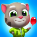 Talking Tom Splash Force hack full tiền (coins, key) – Tom đấu bóng nước