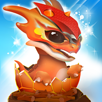 Hạm Đội Rồng mod full vàng (gold) – game Dragon Shooter Monster