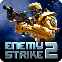 Enemy Strike 2 hack full tiền vàng (money, golds) cho Android