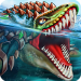Sea Monster City mod full đá quý, tiền vàng (gems) cho Android