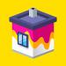 House Paint mod full kim cương (gems) – Game sơn nhà cho Android